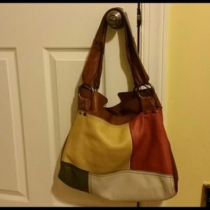 Lucky Brand Handbag Color Block